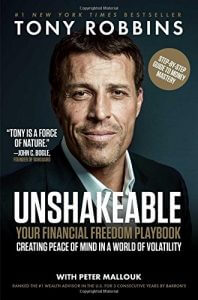 Unshakable Tony Robbins