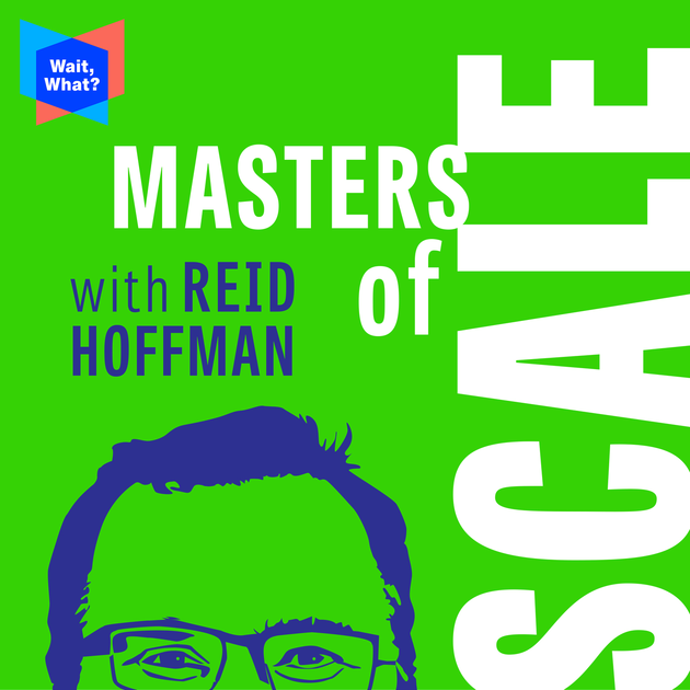 masters of scale podcast