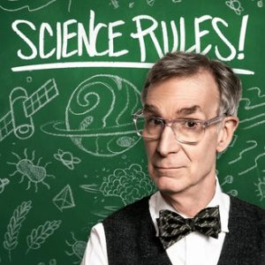 Science rules podcast