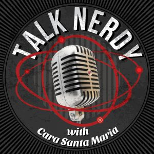 Talk nerdy podcast