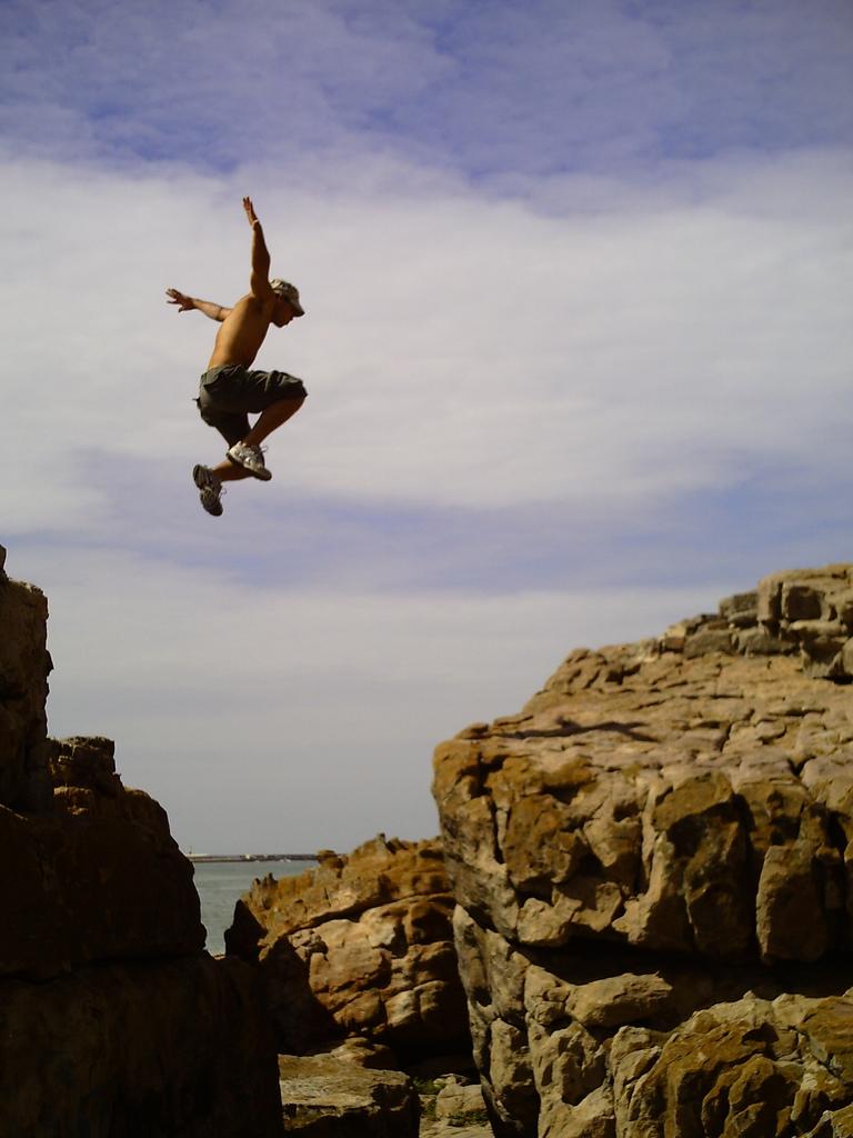 jumpingforit