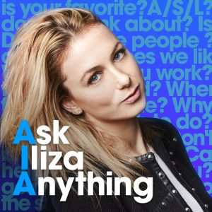 as iliza anything