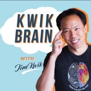 the kwik brain show podcast