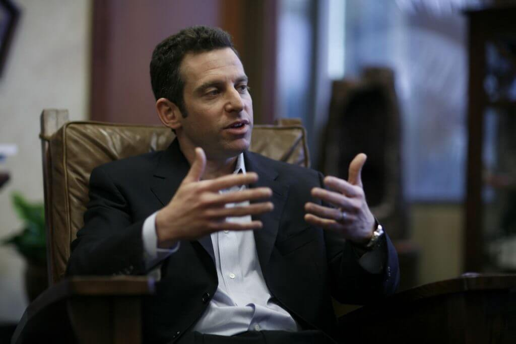 coolest sam harris quotes