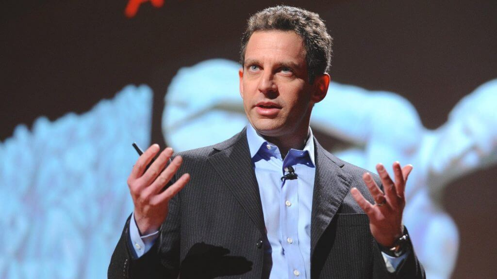 best sam harris quotes